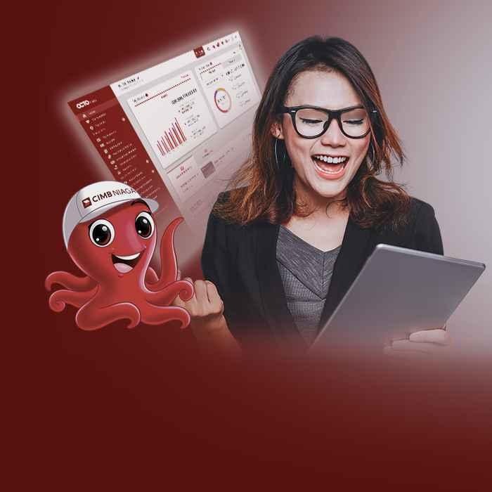 Octo Clicks Menghadirkan Sebuah Perbankan Tanpa Batas